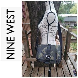 Nine West Camo Crossbody